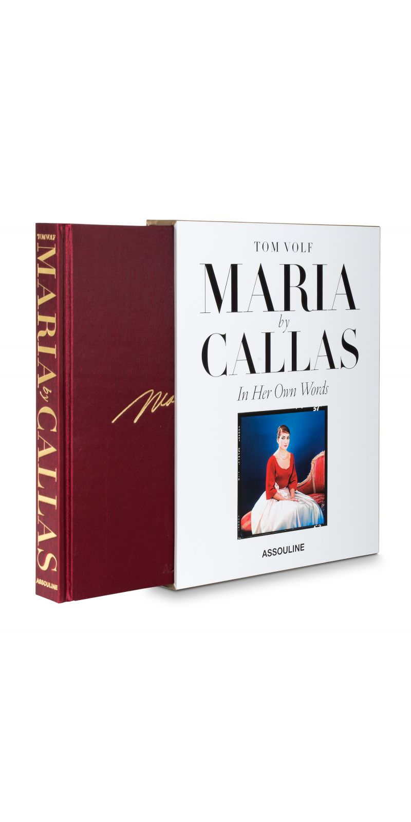 Maria By Callas Slipcase